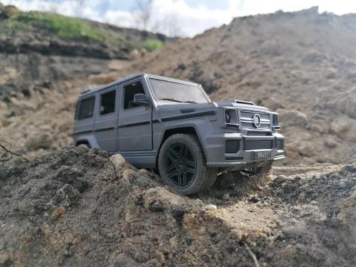 Модель автомобиля G65